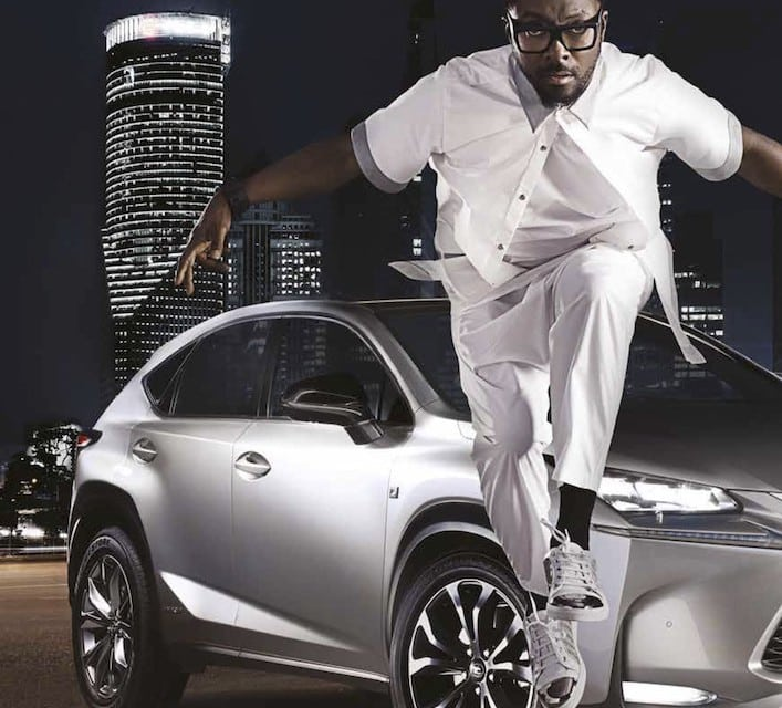 Drive It Funky Will I Am Puts His Foot Down