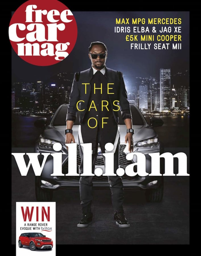 free car mag issue 01 cover - Free Car Mag Archive