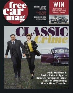 free car mag issue 14 cover 236x300 - Morris Minor Parts from Charles Ware
