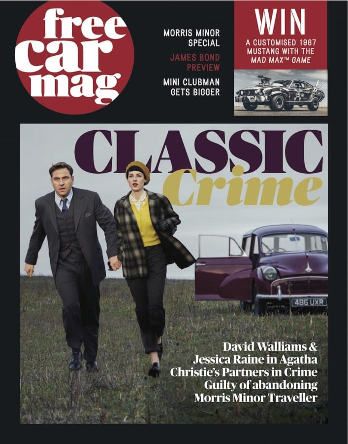 free car mag issue 14 cover - Free Car Mag Archive