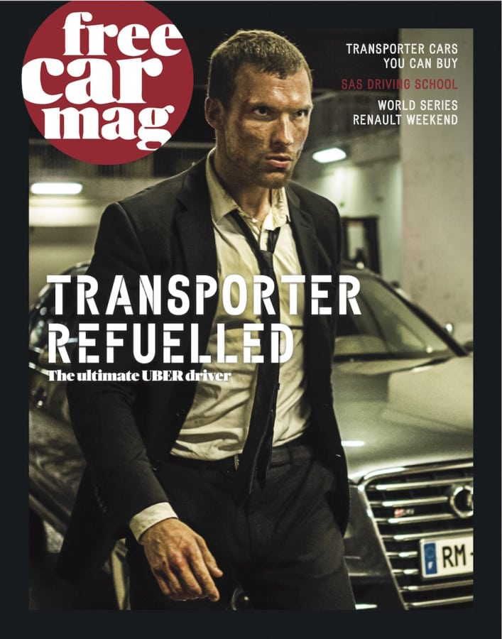 free car mag issue 16 cover - Free Car Mag Archive