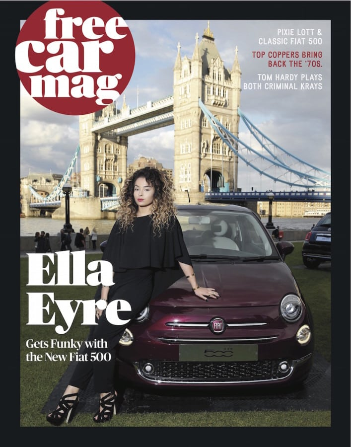 free car mag issue 17 cover - Free Car Mag Archive