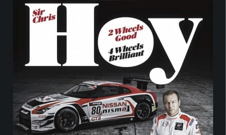 Chris Hoy's Le Mans dream comes true