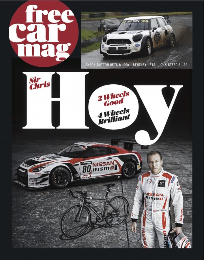 free car mag issue 18 cover - Free Car Mag Archive