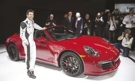 Patrick Dempsey Goes Racing For Real