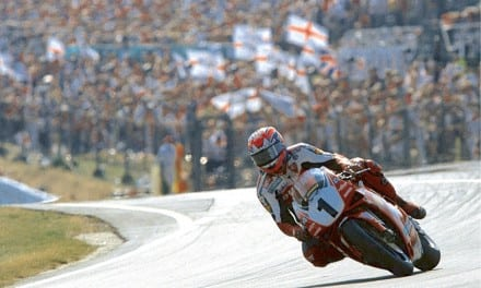 Carl Fogarty King of the Wild Frontier