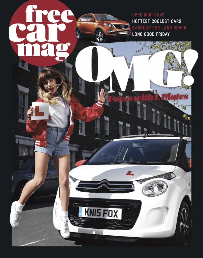 free car mag issue 08 cover - Free Car Mag Archive