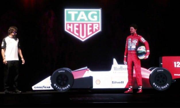 Alonso's Tribute to Senna