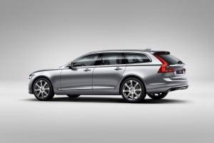 175277 Volvo V90 Studio Rear 3 4 300x201 - Volvo V90 Studio Rear 3/4