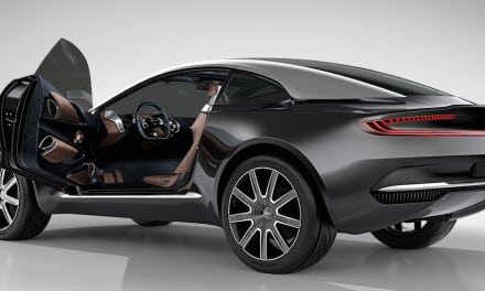 Aston Martin DBX to be built in Wales