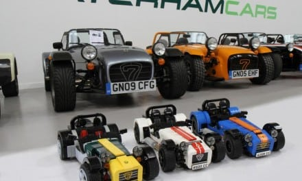 Lego Caterham Seven – Coming Soon