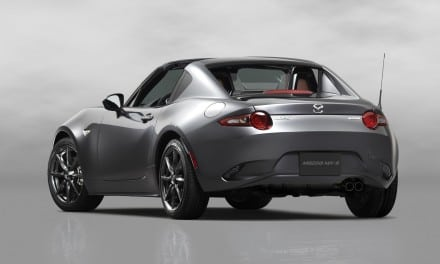 Mazda MX-5 Gets Super Funky Roof