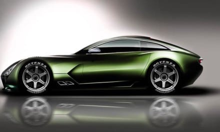 New TVR not revealed at Motor Show