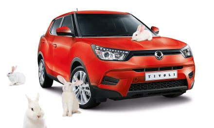 Ssangyong Easter Bunny Special