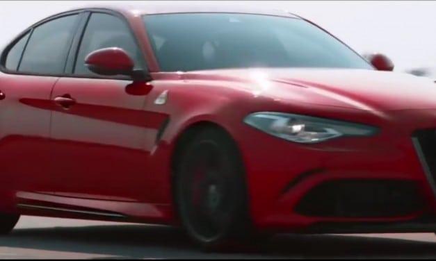 Alfa Romeo Giulia – Stateside