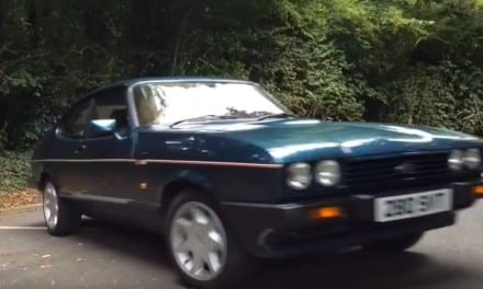 Ford Capri 280 – That you can drive