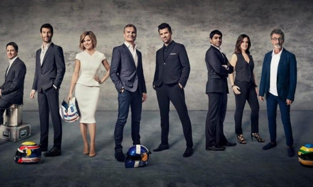 Channel 4's Formula 1 Team