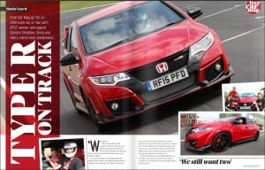Civic Type R 1 300x192 - Honda Come Racing Back