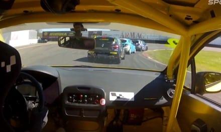 Renault Clio Cup En France