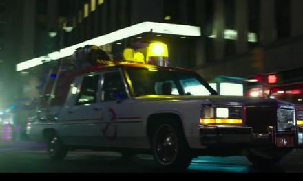 The Ghostbusters are Coming…