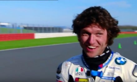 Guy Martin vs David Coulthard