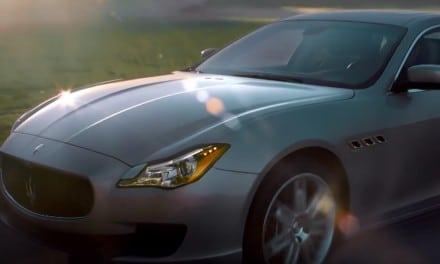 Maseratis are Fast
