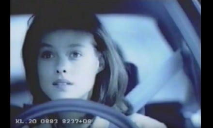 Nicole and the Renault Clio
