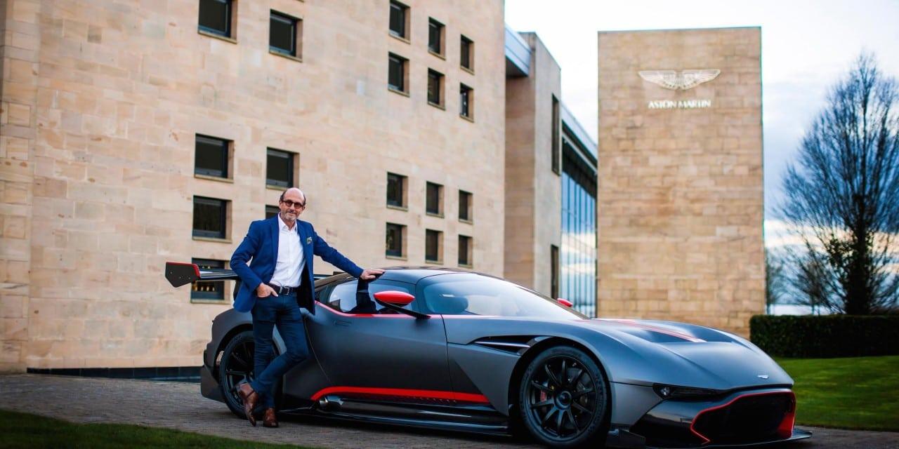 Aston Martin Swiss Watchmaker Richard Mille Free Car Mag