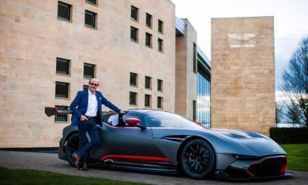 Aston Martin & Swiss Watchmaker Richard Mille