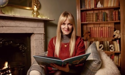 Edith Bowman will read you a story…(or your Kiddies)