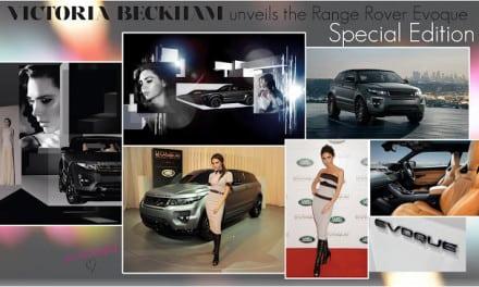 Buy Victoria Beckham's Range Rover Evoque