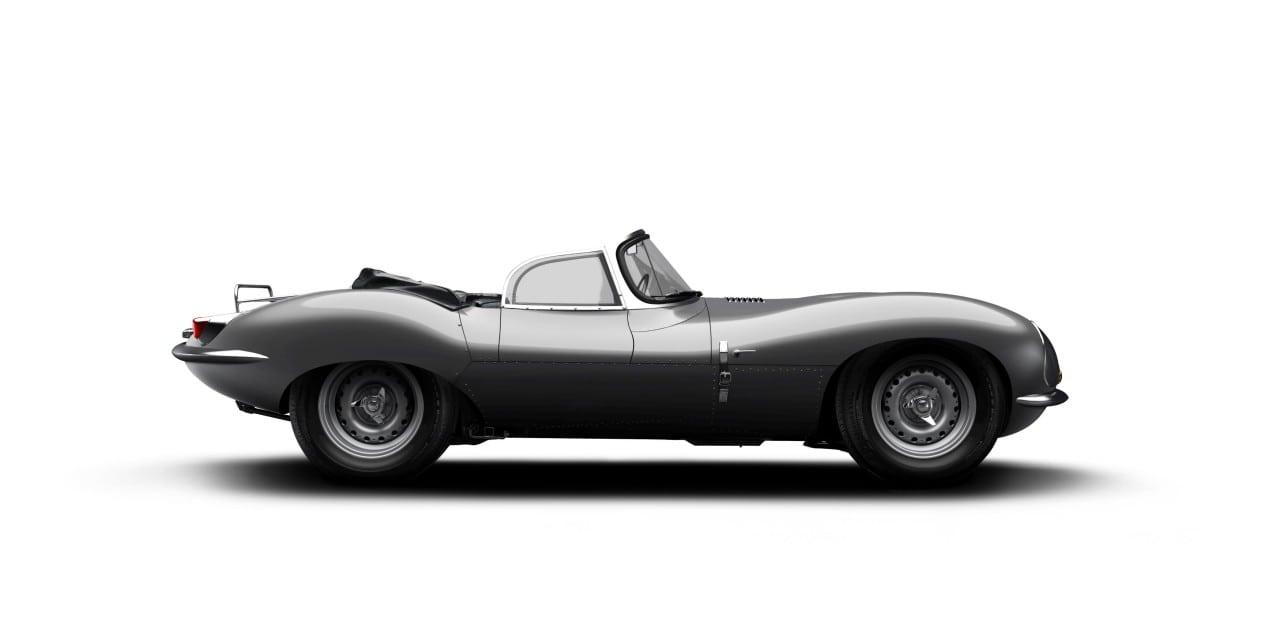 Jaguar XKSS is Back