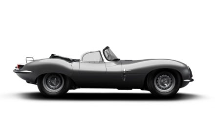 Jaguar XKSS is Back
