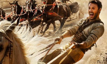 Ben Hur is Coming