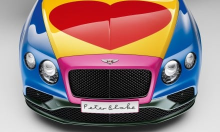 Peter Blake Bentley