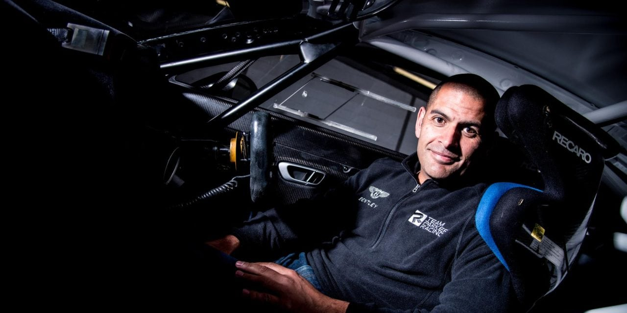 Top Gear's Chris Harris to race with Bentley