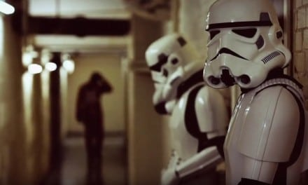Elstree 1976 – Stars Wars behind the scenes