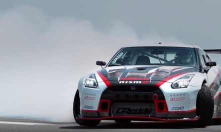 Nissan Set Drift Record