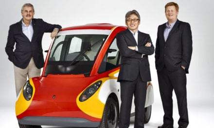 Shell & Gordon Murray design the future