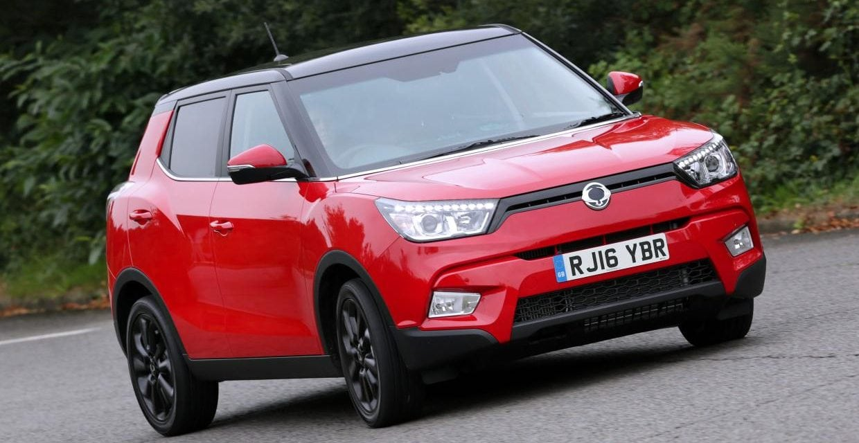 SsangYong May Bank Holiday Savings