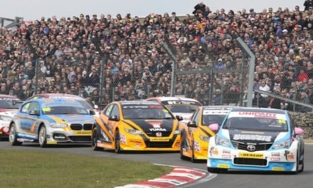 BTCC off to a flying start