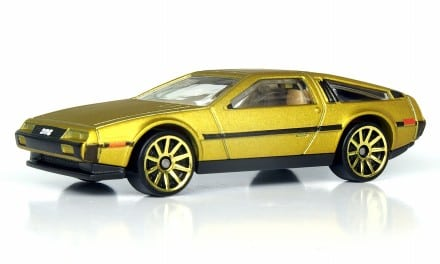 Hot Wheels – the '80s are back…