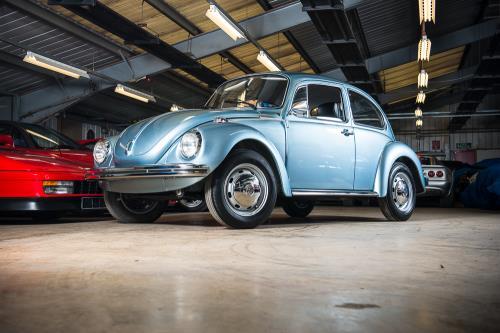 Volkswagen Beetle as new…