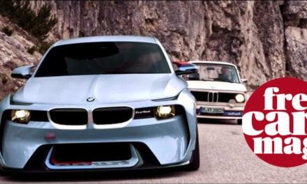 BMW remake the legendary 2002