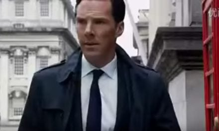 Benedict Cumberbatch in the Advert MG won't show you…