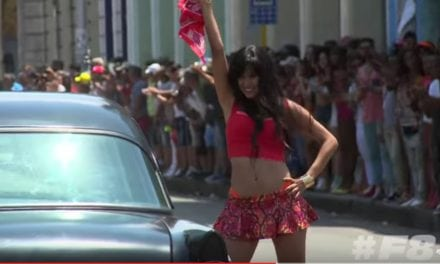 Fast & Furious filming in Cuba