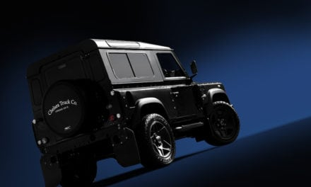 Ultimate Defender comes to the London Motor Show