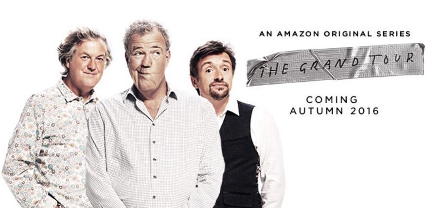 The Grand Tour – A Grand Name