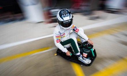Aston Martin Racing – Razor Crazy Carts – 24 Hours of Le Mans