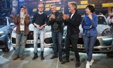 The Trouble with Top Gear. It's boring.